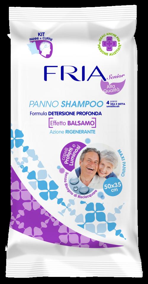 Fria senior panno shampoo
