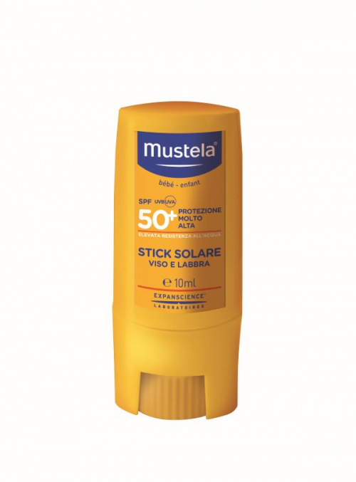 Stick solare 50+ Mustela