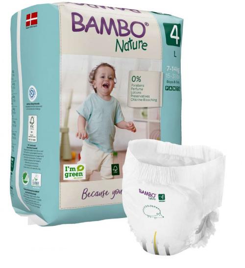 Bambo pannolini pant